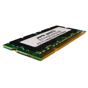 4GB Memory Upgrade for Toshiba Satellite L300D-245 laptop DDR2 PC2-6400 800MHz SODIMM RAM (PARTS...