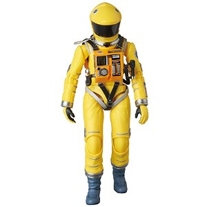 MAFEX マフェックス SPACE SUIT YELLOW Ver. 『2001: a sapce odyssey』 ノンスケール ABS&ATBC-PVC塗装済み アクションフィギュア