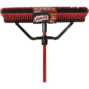 Libman 00823 24 in. Multi-Surface Push Broom