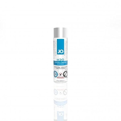 Jo H2O Warming Water Based Lubricant 4 oz by System Jo