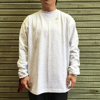 CAMBER / made in U.S.A L/S JERSEY SOLID TEE キャンバー ロンT