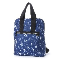 【SALE 30%OFF】レスポートサック LeSportsac EVERYDAY BACKPACK (SNOOPY STARGAZER) レディース
