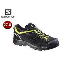 【nightsale】 SALOMON/サロモン L37926600 X ALP LTR GTX 【27.0】 (BLACK/GECKO GREEN/ALUMINIUM)