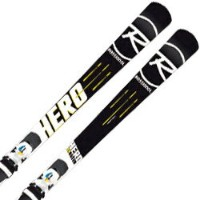 ★ROSSIGNOL〔ロシニョール スキー板〕 2018 HERO MASTER R21 WC + SPX 14 ROCKERRACE White Icon【金具付き・取付料送料無料】レーシング