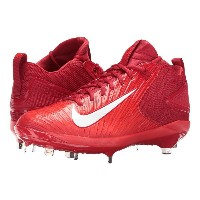 ナイキ メンズ 野球 シューズ・靴【Trout 3 Pro Baseball Cleat】Varsity Red/White/Light Crimson