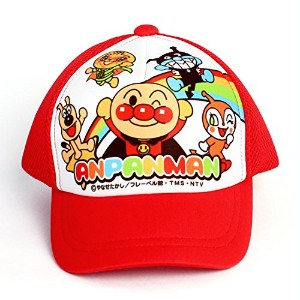 nobrand ANPANMAN アンパンマン キャップ 帽子 キッズ その他(an72844red) レッド 48cm
