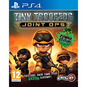 Tiny Troopers Joint Ops - Zombie Edition (PS4) (輸入版)
