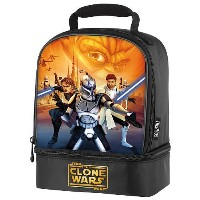 Star wars the Clone Wars Insulated Lunch Bag (1, A) by Star Wars