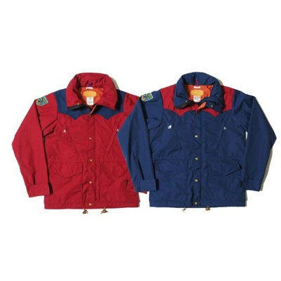 ★SALE 30%OFF★ WAREHOUSE ウエアハウス × Rocky Mountain Feather Bed ロッキー マウンテン WH MOUNTAIN PARKA  2色(バーガンディ...