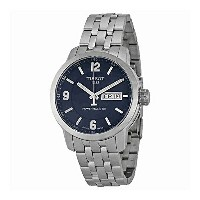 ティソ Tissot 腕時計 メンズ 時計 Tissot Men's T0554301104700 PRC 200 Analog Display Swiss Automatic Silver...