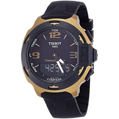 ティソ Tissot 腕時計 メンズ 時計 TISSOT watch T-Race TOUCH Aluminium T0814209705706 Men's [regular imported...