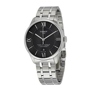 ティソ Tissot 腕時計 メンズ 時計 Tissot Chemin Des Tourelles Automatic Mens Watch T099.408.11.058.00