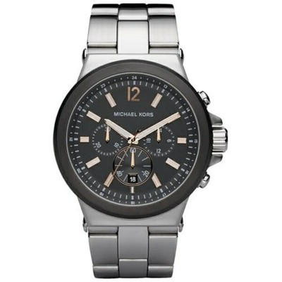 マイケルコース Michael Kors メンズ 腕時計 時計 Michael Kors Chronograph Stainless Steel Mens Watch MK8151