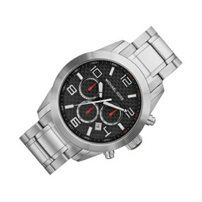 マイケルコース Michael Kors メンズ 腕時計 時計 Michael Kors Chronograph 100M Mens Watch - MK8218