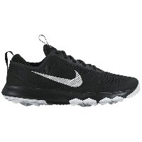 ナイキ メンズ ゴルフ スポーツ Men's Nike FI Bermuda Golf Shoes Black/White/White