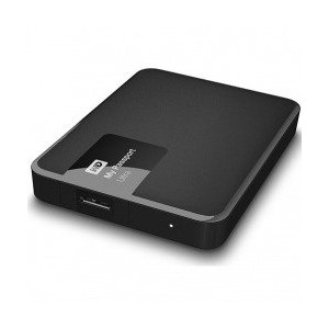 WD HDD ポータブルハードディスク 2TB My Passport Ultra WDBBKD0020BBK-JESN