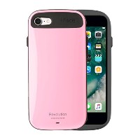 iPhone8 iPhone7 ケース 正規品 iFace Revolution / ベビーピンク