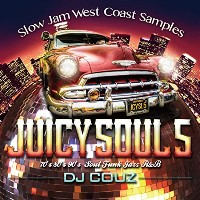 【DJ COUZ】DJカズ Juicy Soul Vol. 5
