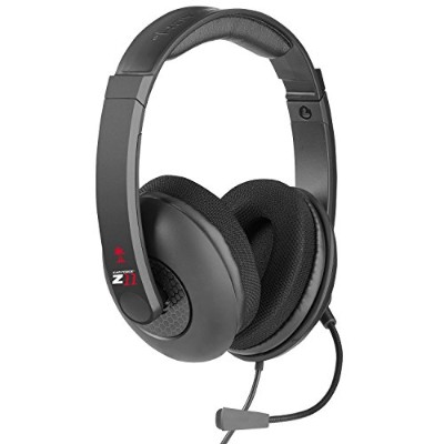 Turtle Beach Ear Force Z11 ステレオゲーミングヘッドセット Amplified Gaming Headset for PC and Mobile Devices (TBS...