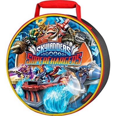 [Thermos]Thermos Skylanders Superchargers Novelty Round Lunch Kit [並行輸入品]