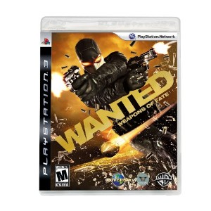 Wanted: Weapons of Fate (輸入版:北米) PS3
