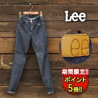 【Lee】スキニージェギンスデニム(LL1360-000) Lady's □ LADY LEE SKINNY JEGGINGS