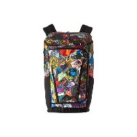 (ザノースフェイス) THE NORTH FACE リュック・バックパック Kaban Transit TNF Red Sticker Bomb Print/TNF Black One Size...