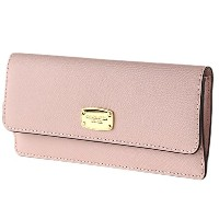 マイケルコース MICHAEL KORS 長財布 35s6gtve1l jet set travel flat wallet [並行輸入品]