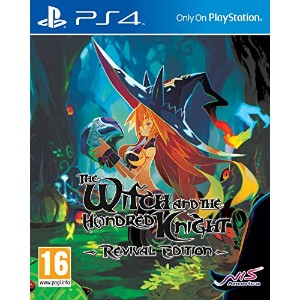 The Witch and The Hundred Knight: Revival Edition (PS4) - Imported