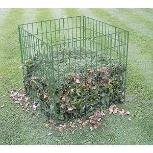 Holland Imports K765 Wire Compost Bin 30 x 30 x 30 Inch