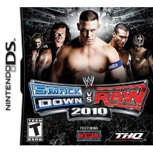 Wwe Smackdown Vs Raw 10