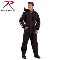 Rothco Insulated Ski & Rescue Suit L ブラック