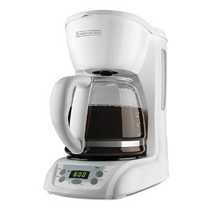 Black & Decker コーヒーメーカー 12-Cup Programmable Coffeemaker with Glass Carafe 並行輸入品
