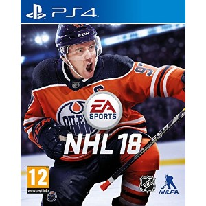 NHL 18 (PS4) - Imported UK.