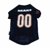 NFL Chicago Bearsペットジャージー M