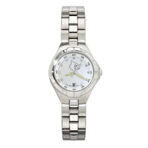 Louisville Cardinals「Cardinalヘッド」レディースブレスレットWatch with Mother of Pearl Dial