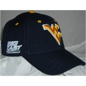 Top of the World West Virginia Mountaineersトリプル会議帽子