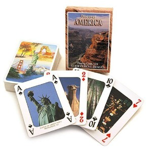 DiscoverアメリカPlaying Cards
