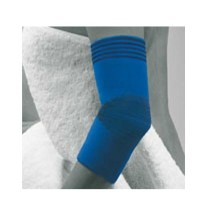 Bort ActiveColor elbow support small blue