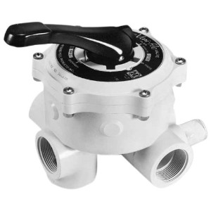 Hayward Pool Products SP07122 1.5 In. Threaded Vari-Flo Multiport Valve For Top Mount Pac Fab Style...