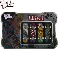 TECH DECK スケボー 指スケ TIN BOX BLIND NO3