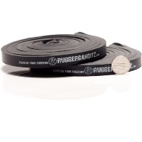 Rubberbanditz Pull Up / CrossFit Band Pairs - Heavy - 30 - 50 lbs. (14 - 23 kg) - Resistance with...