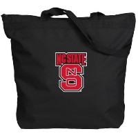 North Carolina State Wolfpack – NCAAファスナー付きトートバッグ