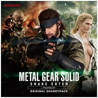 ソニーミュージックマーケティング (V.A.)/PACHISLOT METAL GEAR SOLID SNAKE EATER ORIGINAL SOUNDTRACK 【CD】