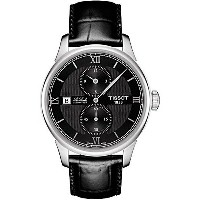 ティソ Tissot 腕時計 メンズ 時計 TISSOT watch Le Locle Regulateur T0064281605802 Men's Watch