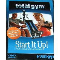 DVD-video: TOTAL GYM: Start it Up! DVD-video