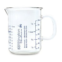 Catamount Glassware Graduated Measuring Cup from 1/4 to 1-1/2 Cup [並行輸入品]