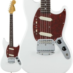 Fender Traditional 60s Mustang (Arctic White) [Made in Japan] 【数量限定!ギターアンプ VOX Pathfinder10プレゼント!!】...