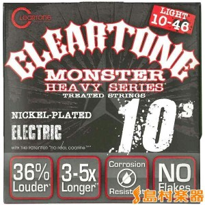 Cleartone 9510 エレキギター弦/010-046 HEAVY SERIES 【クリアトーン】