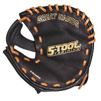 Rawlings greathandsグローブ、右側Throw ( 5tgrthands )